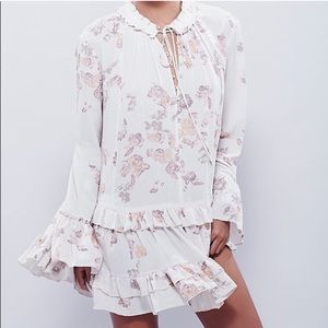 Free People Clover Field Tunic